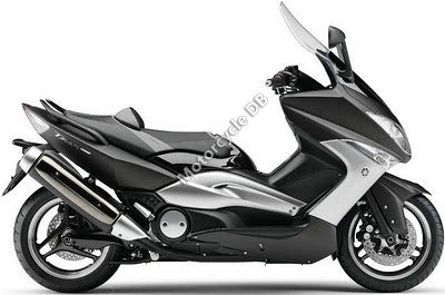 Yamaha TMAX Tech Max ABS 2011 6677