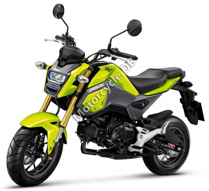 Honda Grom 2016 29442