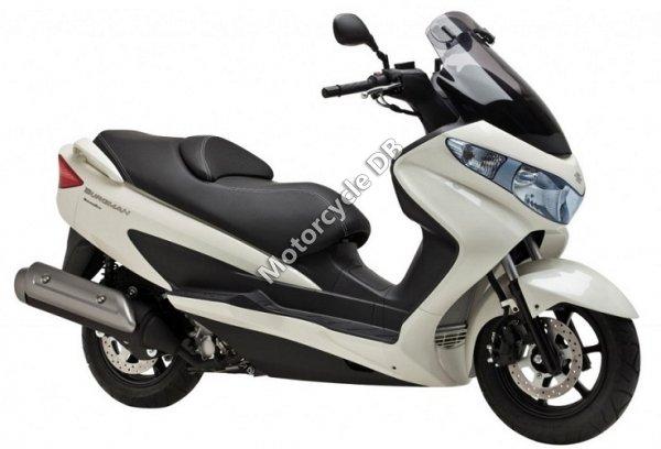 Suzuki Burgman 125 2011 7948