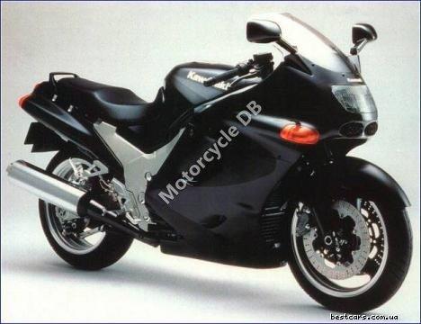Kawasaki ZXR 750 R (reduced effect) 1992 17247