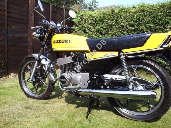 Suzuki GT 200/X 5 E 1980 12308