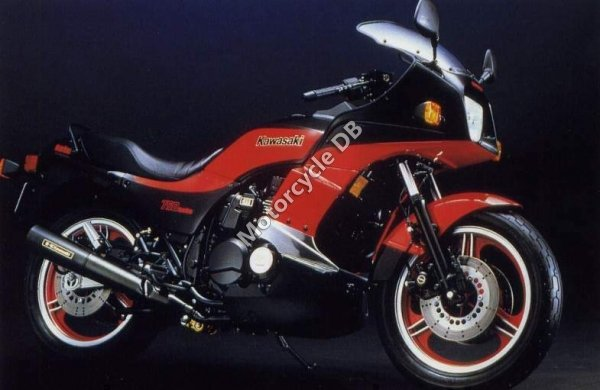 Kawasaki VN 750 Twin (reduced effect) 1990 15940