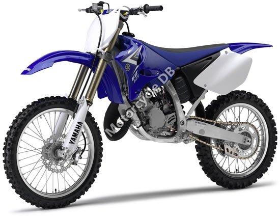 Yamaha YZ125 2010 4537