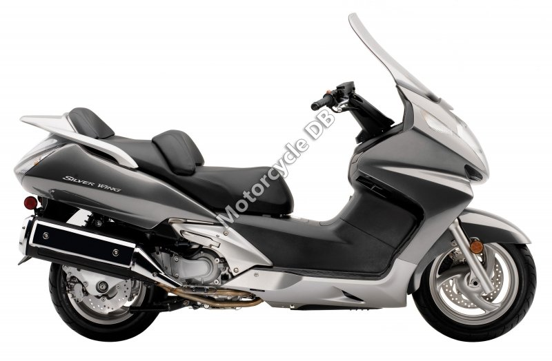 Honda FJS600 Silver Wing 2016 30443