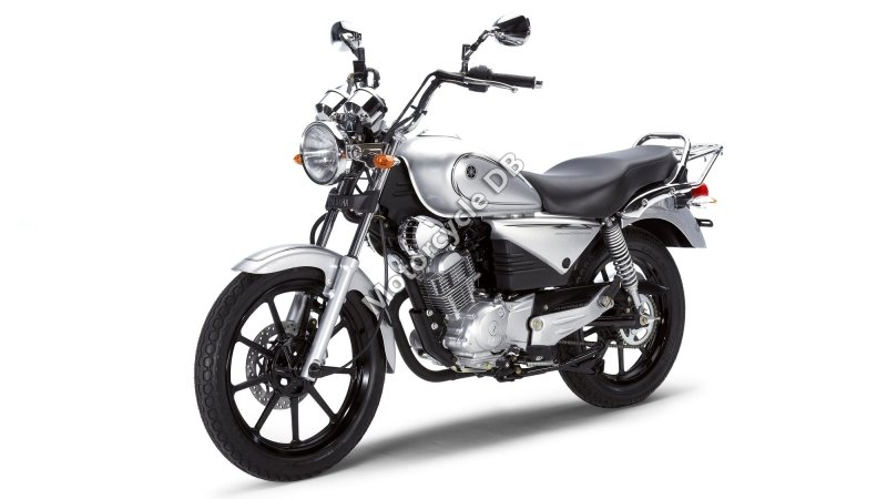 Yamaha YBR125 Custom 2009 25902