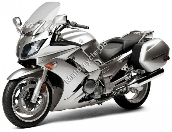 Yamaha FJR 1300 AE 2007 1543