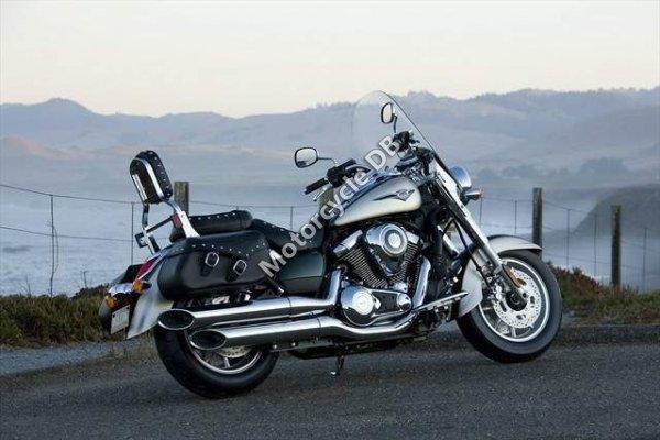 Kawasaki VN 1700 Classic Tourer 2011 7861