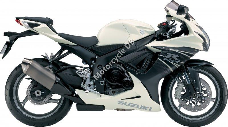 Suzuki GSX-R600 2012 27675