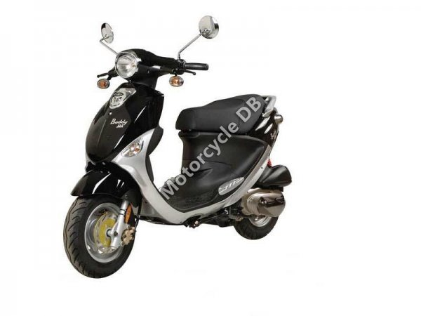 Genuine Scooter Buddy 125 2008 12344