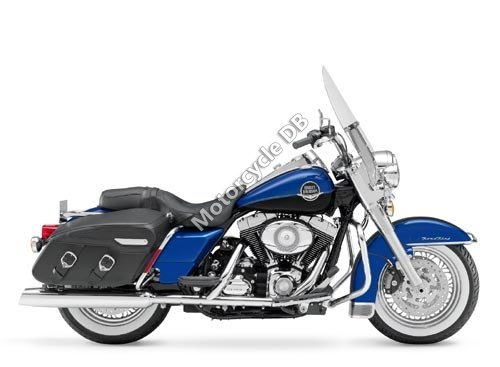 Harley-Davidson FLHRC Road King Classic 2008 2500