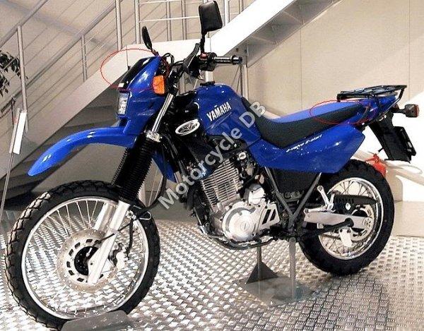 Yamaha XT 600 E 1996 14268