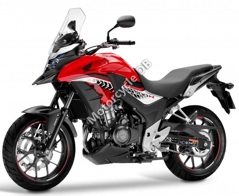 Honda CB500X 2016 29567