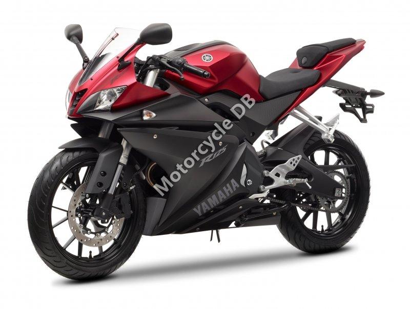Yamaha YZF-R125 2014 25570