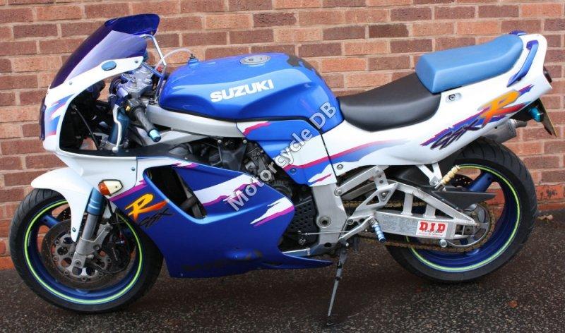 Suzuki GSX-R 750 1993 27744