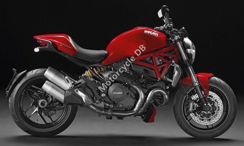 Ducati Monster 1200 2015 31276