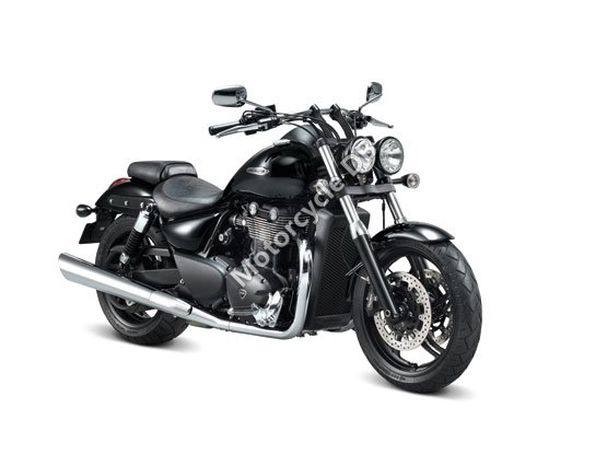 Triumph Thunderbird Storm 2011 4991