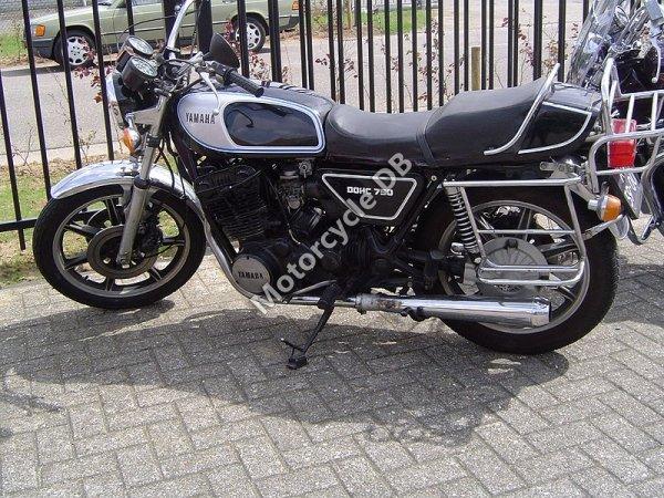Yamaha XS 750 Special 1981 17036