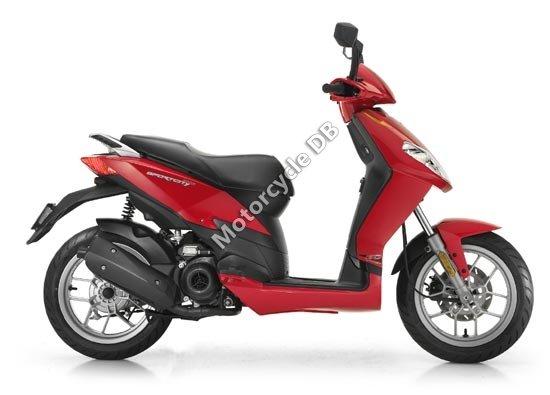 Aprilia SportCity One 50 2009 3323