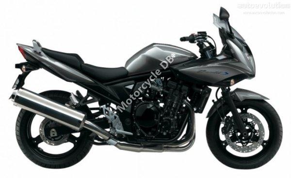 Suzuki Bandit GSF650S 2010 15099