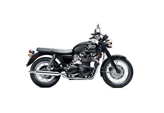 Triumph Bonneville T100 2011 4965