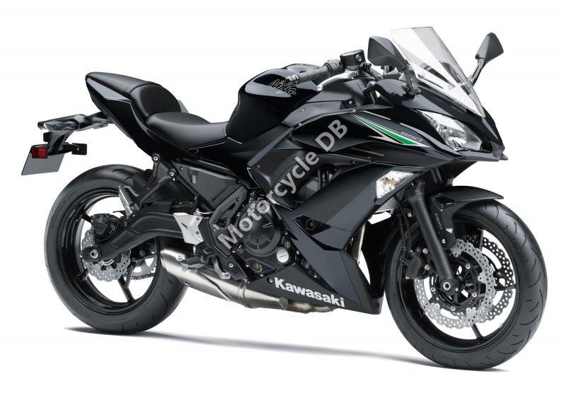 Kawasaki Ninja 650 2017 29041