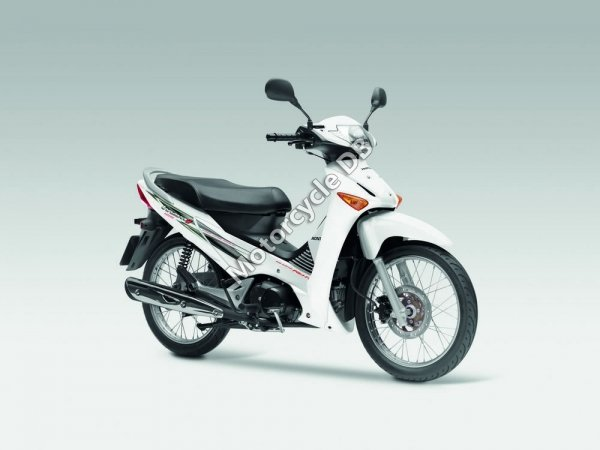 Honda ANF125i Innova 2010 14740