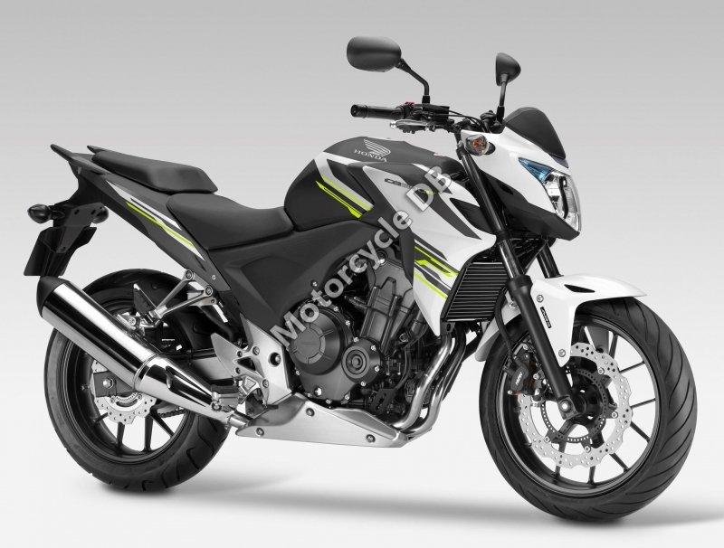 Honda CB500F 2015 29528