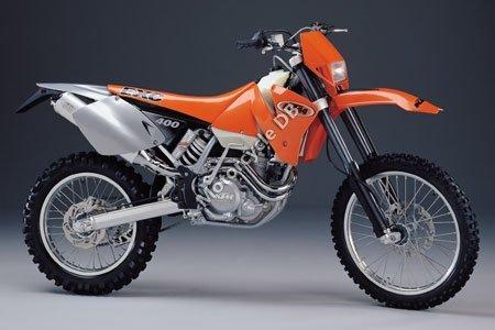 KTM EXC 400 2001 11363
