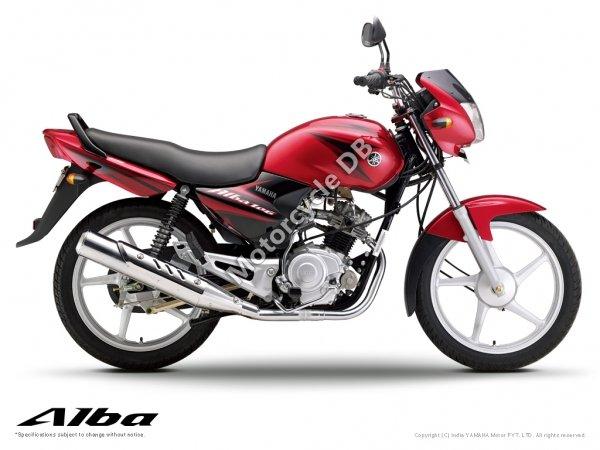 Yamaha Alba 110 2011 6336