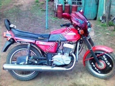 Jawa 350 Type 638.5 (with sidecar) 1986 14795