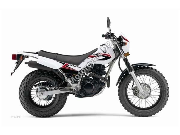 Yamaha TW200 2011 8292