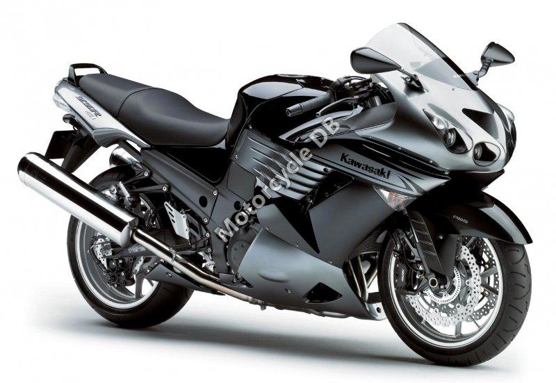 Kawasaki ZZR 1400 2006 29136