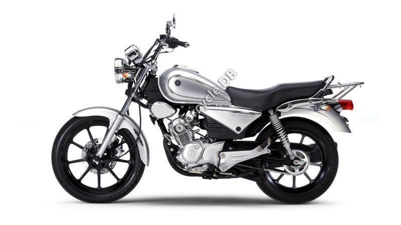 Yamaha YBR125 Custom 2009 25901