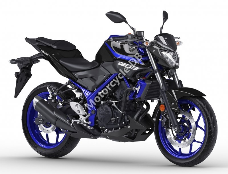 Yamaha MT-03 2018 25964