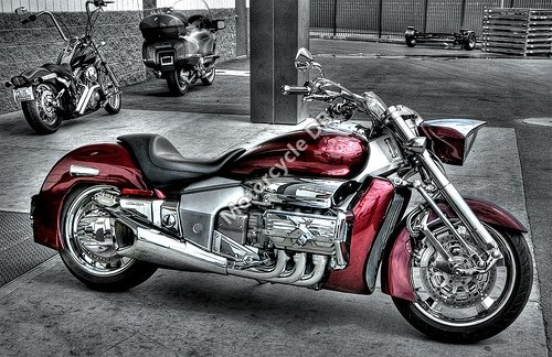 Honda Rune 2007 10493