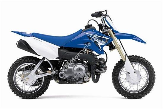 Yamaha TT-R50E 2009 3886