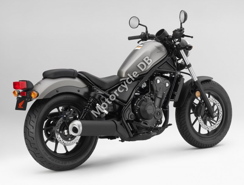 Honda CMX500 Rebel 2018 29386