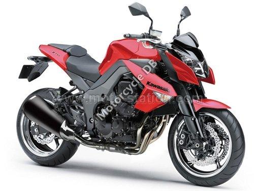 Kawasaki Z750R 2012 22212