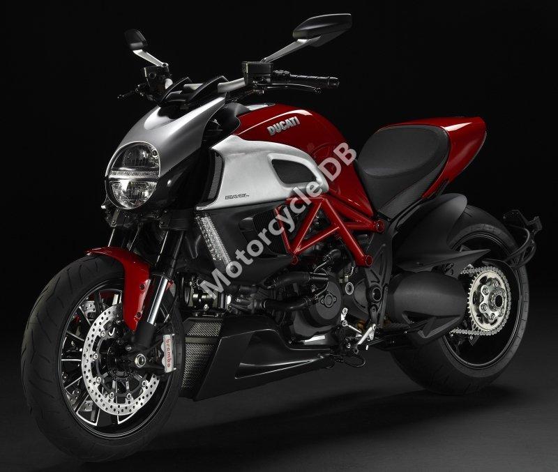 Ducati Diavel 2012 31338
