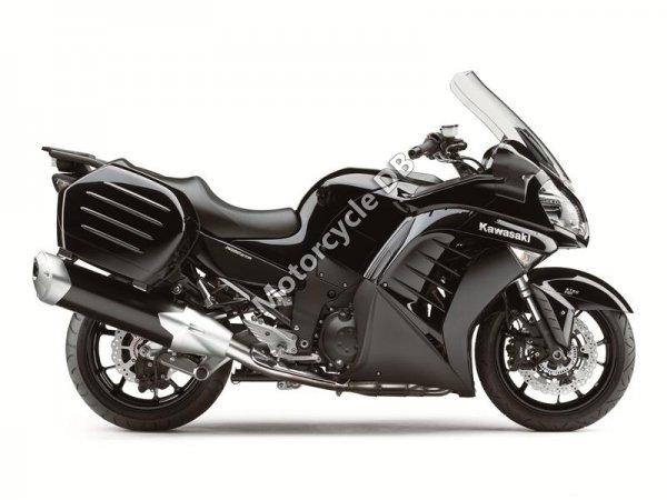 Kawasaki 1400GTR Grand Tourer 2014 23752