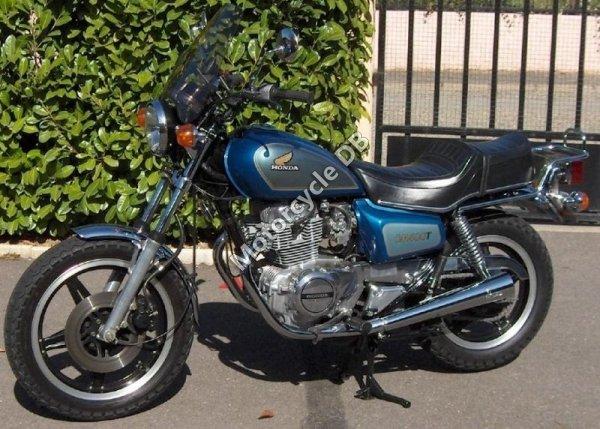 Honda CM 400 T (reduced effect) 1980 16913
