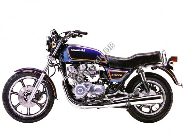 Kawasaki Z 1100 ST 1981 7487