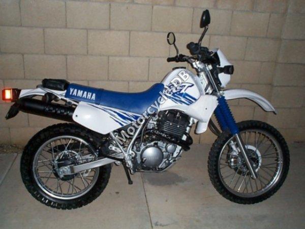 Yamaha XT 350 1998 7735