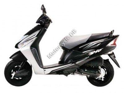 Honda Dio 2011 21723