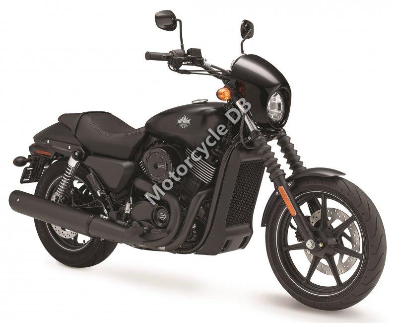 Harley-Davidson Street 750 2016 31079