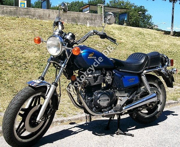 Honda CM 400 T 1982 11872