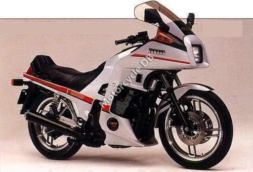 Yamaha XJ 650 (reduced effect) 1982 21078