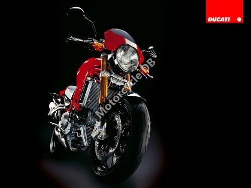 Ducati Monster S4R S Testastretta 2008 2471