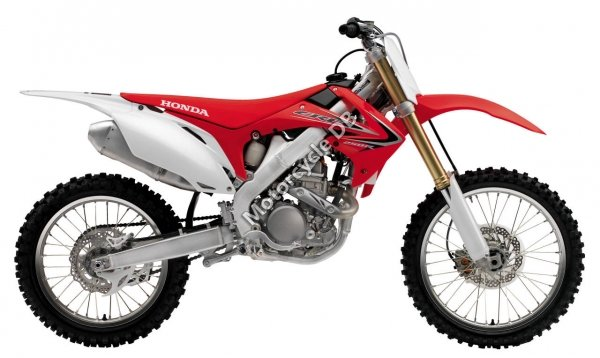 Honda CRF250R 2012 22297