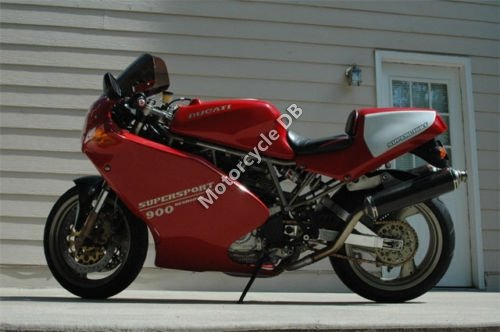 Ducati 900 Superlight 1994 9616